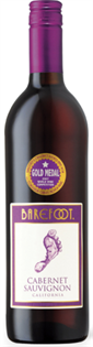Barefoot Cabernet Sauvignon 750ml - Case of 12